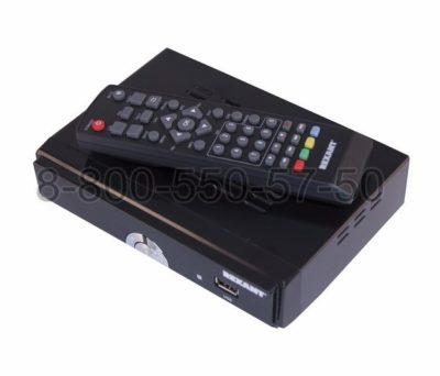 Ресивер Rexant DVB T2 Цифровая приставка